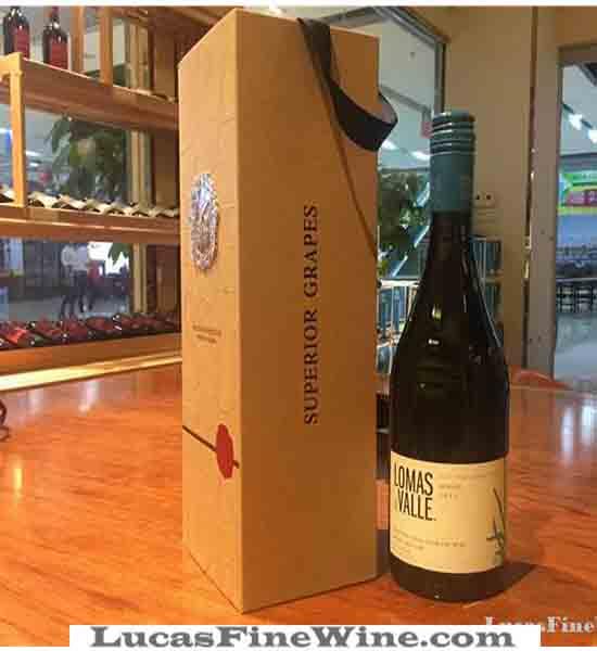 Rượu vang - SET Hộp giấy 01 chai Cruz Prima - 2
