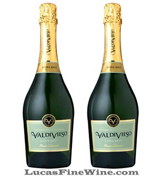 Rượu vang - Sparkling Valdivaiso Blanc de Blancs - Rượu vang Chile