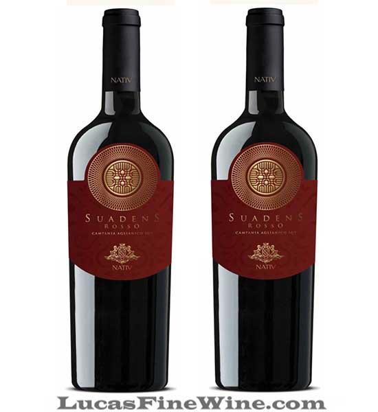 Rượu vang Ý Suadens Rosso