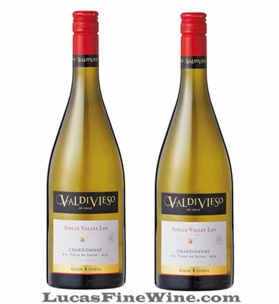 Valdivieso Grand Reserva Chardonnay - Vang trắng Chile