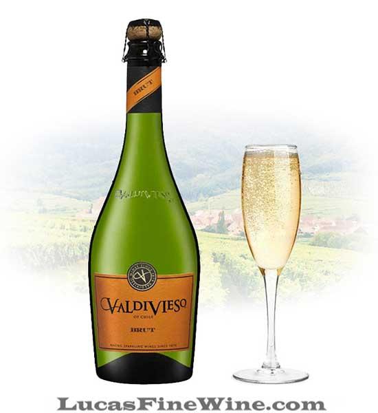 Rượu vang - Valdivieso Sparkling Wine Valdivieso Demi Sec - Vang Chile - 1