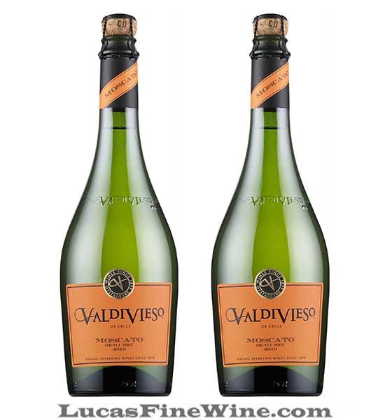 Rượu vang - Valdivieso Sparkling Wine Valdivieso Demi Sec - Vang Chile