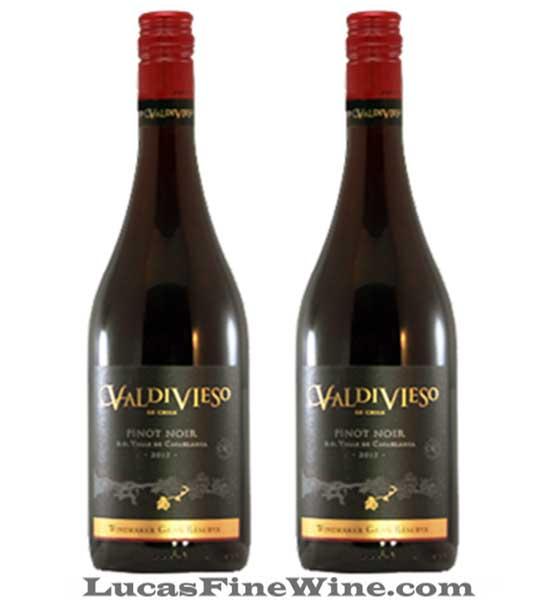 Valdivieso Winemaker Reserva Pinot Noir - Vang Chile