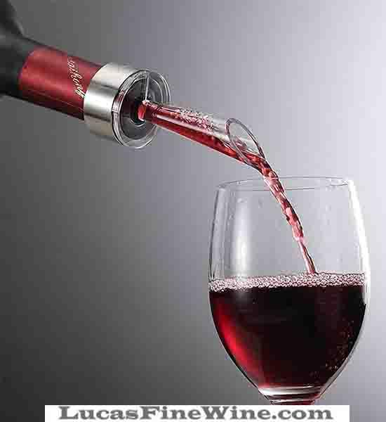 Vòi rót rượu vang cao cấp Quick Decanter
